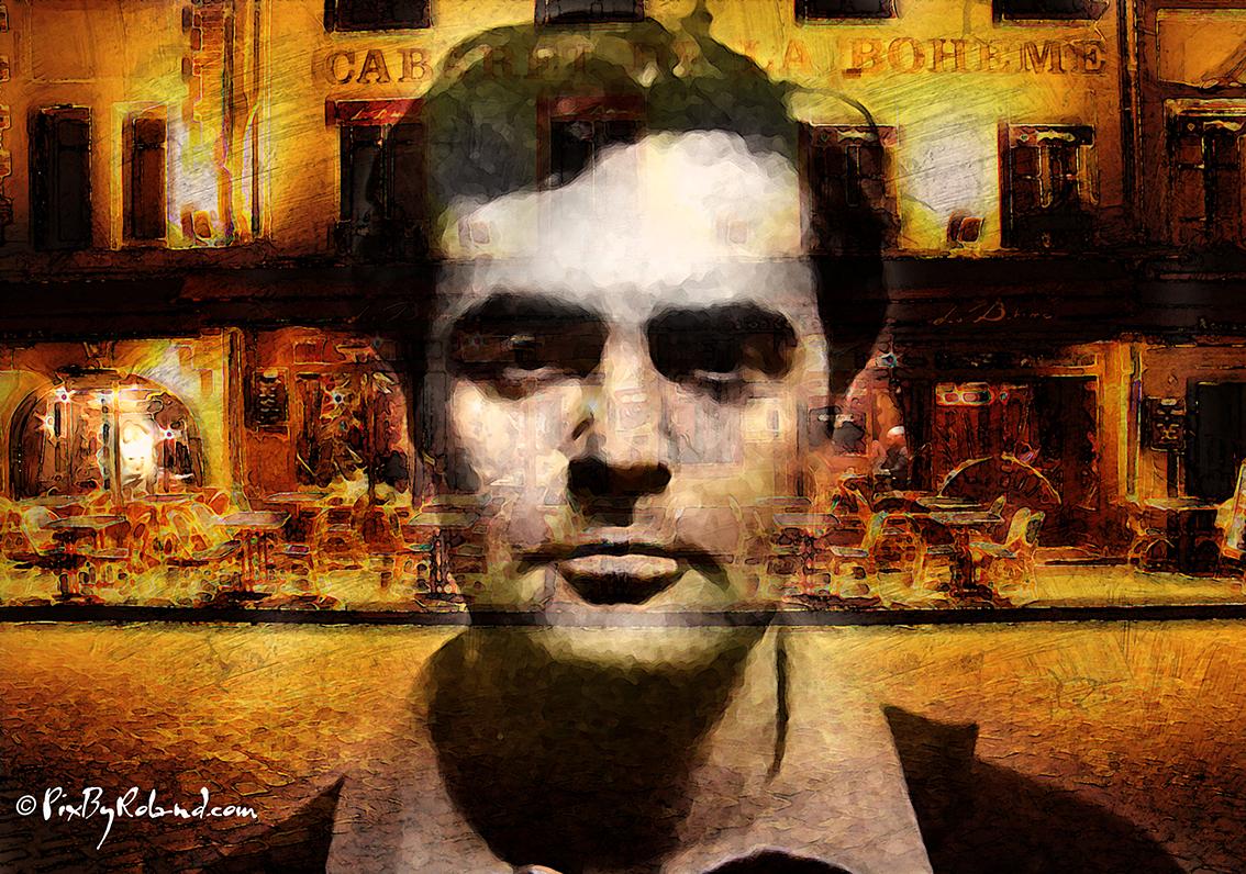 Man Ray Modigliani: Dan Frank : En Dehors Des Conventions Sociales