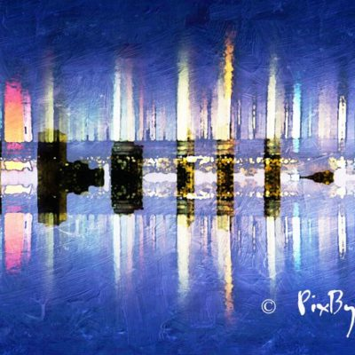 NYC bleu