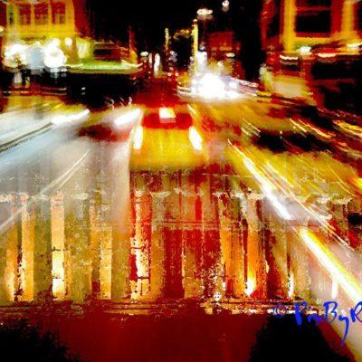 Nuit d'Athènes