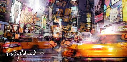 Traffic à New York