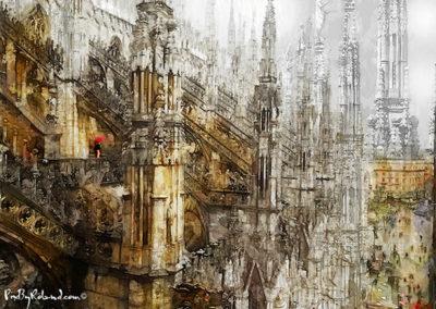 Gothique fantasmagorique