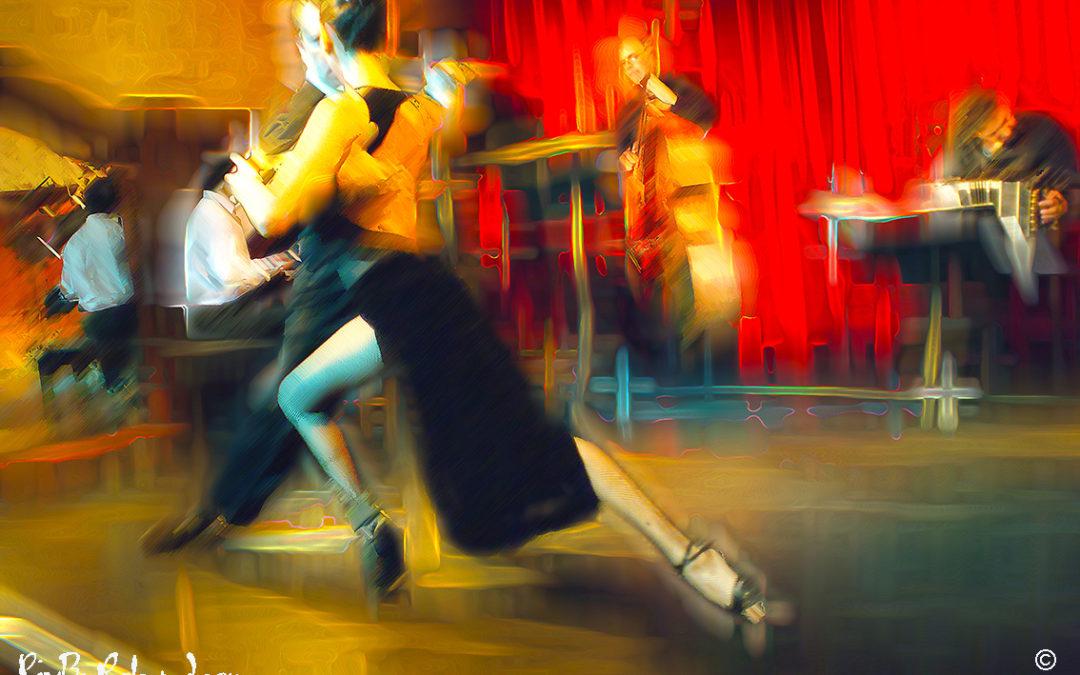 Tango entre Argentine, Uruguay et Europe