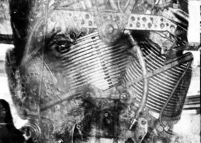 Autoportrait mécanique