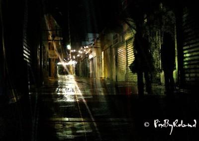 Nuit d'Athènes, Plaka