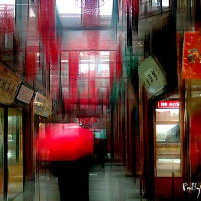 Promenade à Yuyan