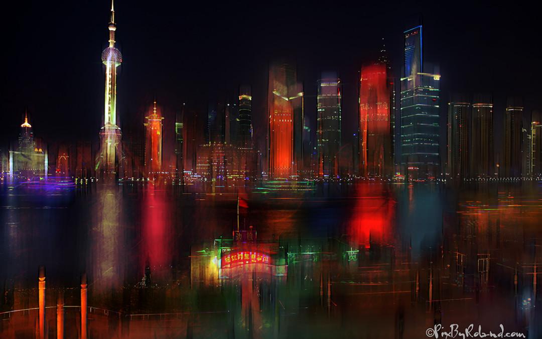 Shanghai avec Hergé et Malraux