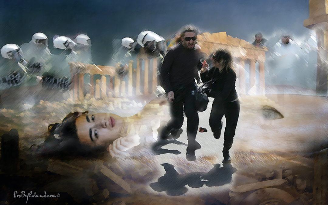 tragédie contemporaine en Grèce