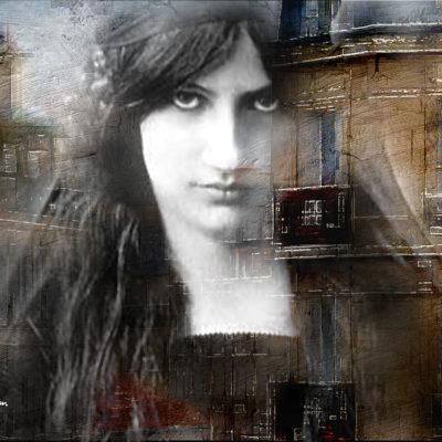 La muse de Modigliani