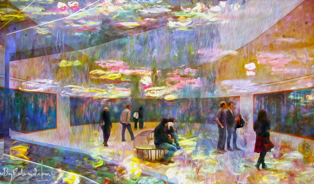 Le musée de l'orangerie à découvrir à Paris