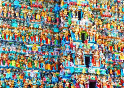 temple sri meenakshi Madurai