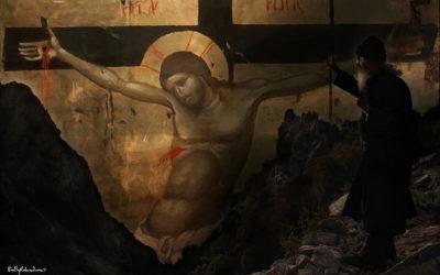 Le champ des asphodèles IX: Mont Athos
