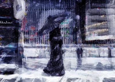 Voyage d'hiver Tokyo X