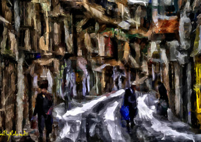 Voyage d'hiver Jérusalem XVIIvii