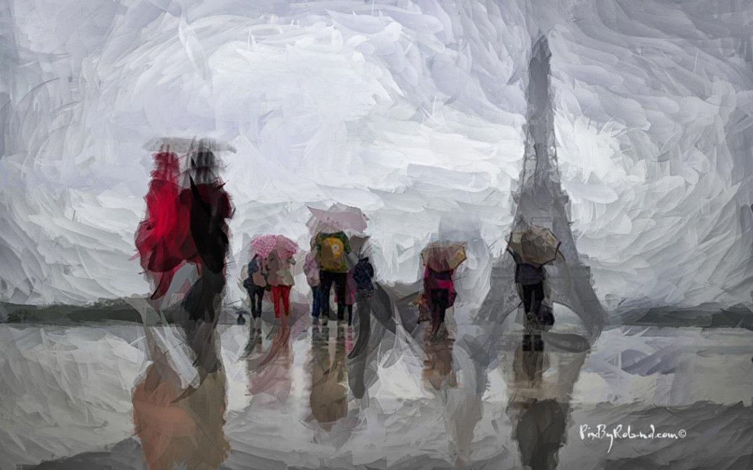 Voyage d'hiver: nouvelle série de 24 photographies
