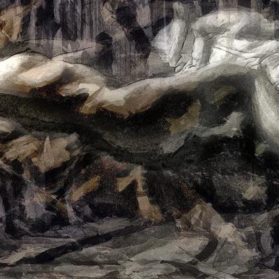 """""""L'abandon le plus complet à la plus complète sincérité dans la nudité, quelle merveille !"""" Citation de Marcel Jouhandeau ; Écrits secrets (posthume, 1988)"""