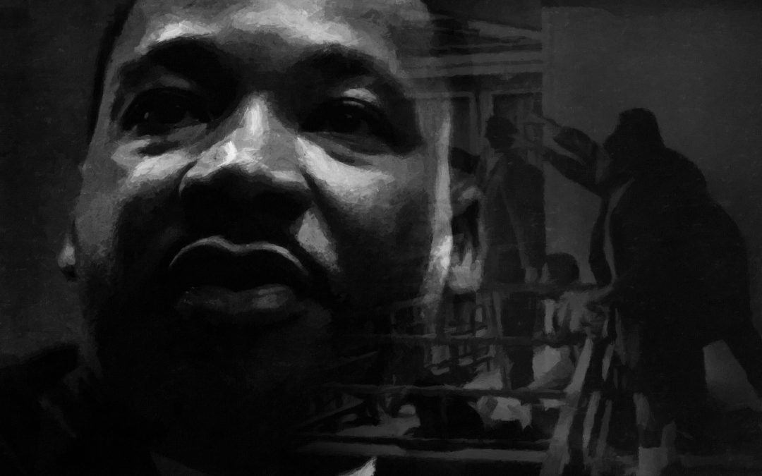 Martin Luther King meurt assassiné le 4 avril 1968