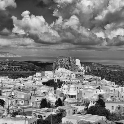 village blanc et Kastro