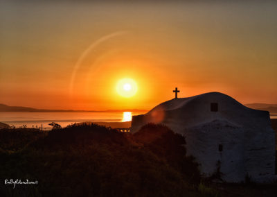La croix et le soleil