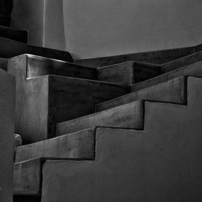 escalier complexe